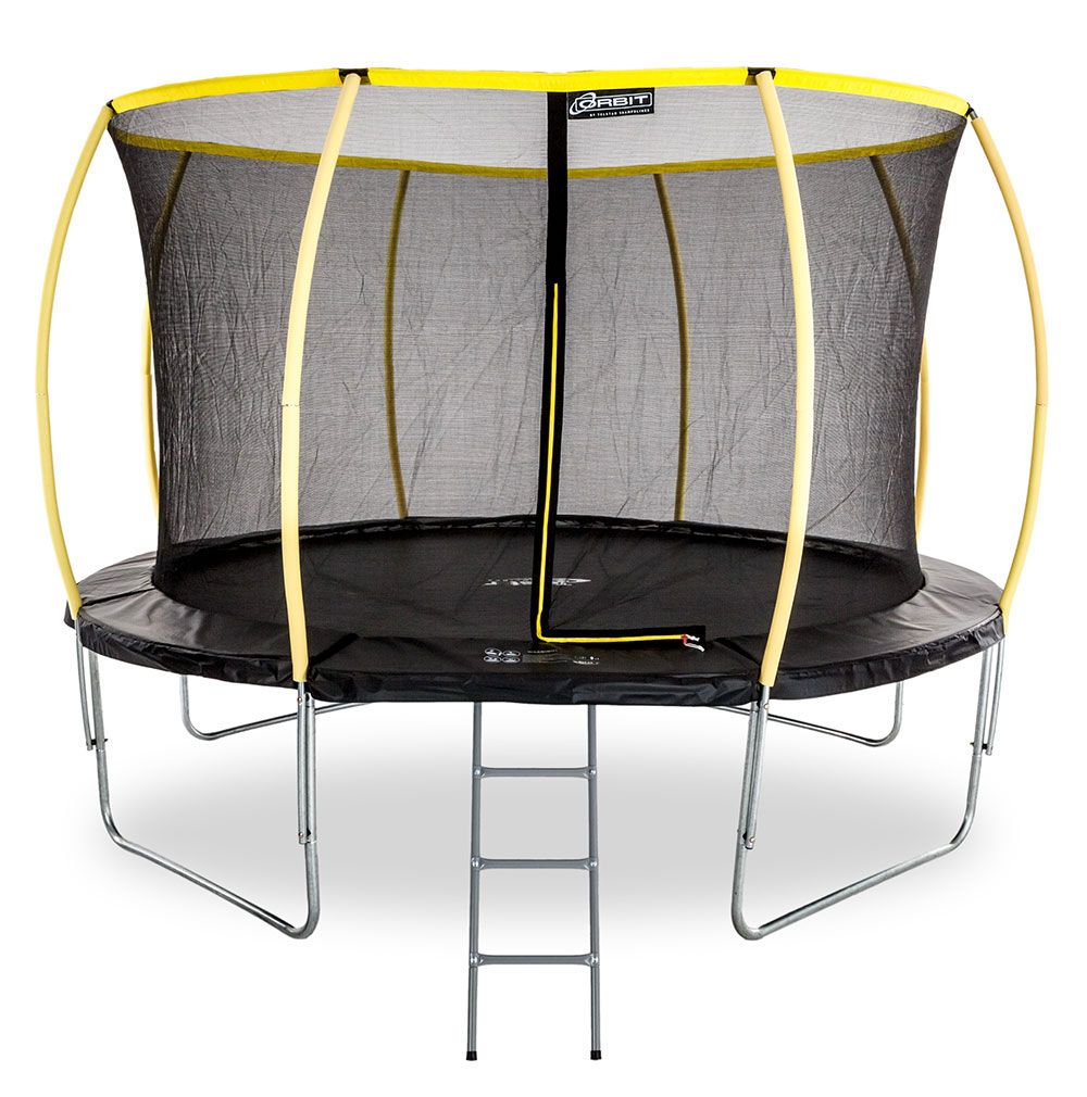 8ft 10ft 12ft 14 Replacement Trampoline Safety Spring: 12ft Telstar Orbit Trampoline And Enclosure Package With